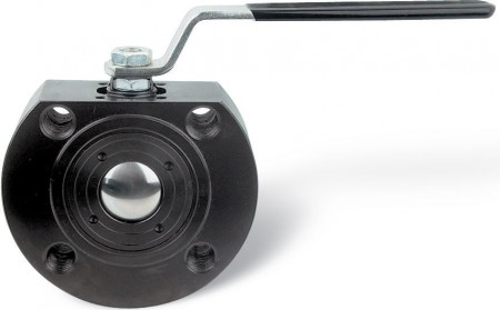 MOON DN50 szénacél gömcsap kompakt